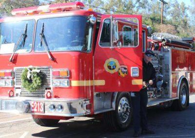 Christmas 2016 Firetruck